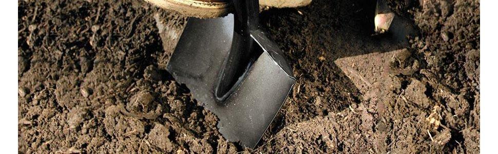 best garden shovel